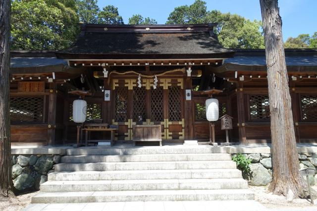 和歌山県伊太祁曽神社の本殿