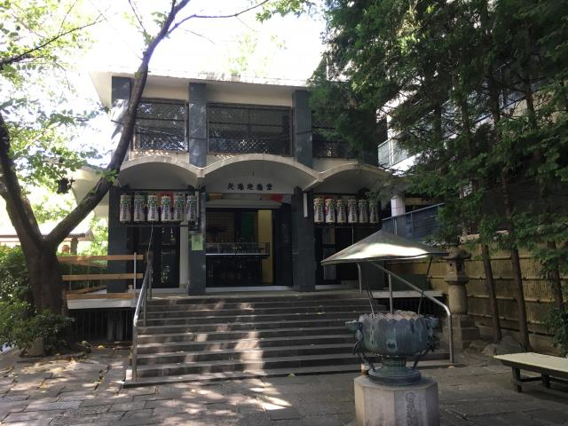 清浄寺の本殿