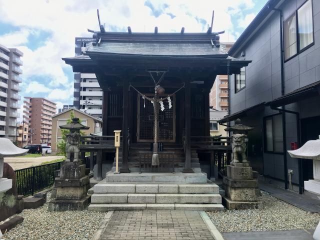 和光神社の本殿