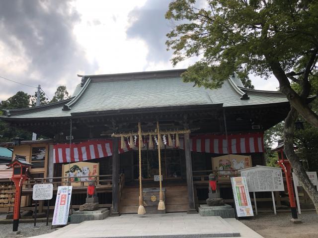 宮城県愛宕神社の本殿