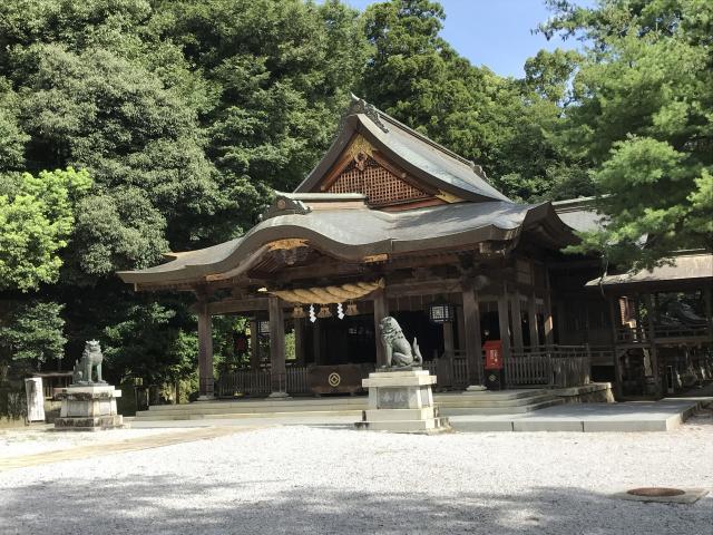 和霊神社の本殿
