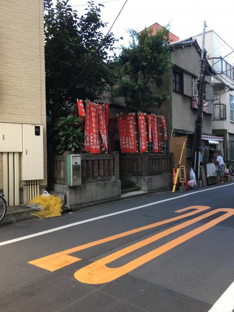 妙栄稲荷大善神(東京都越中島駅) - その他建物の写真