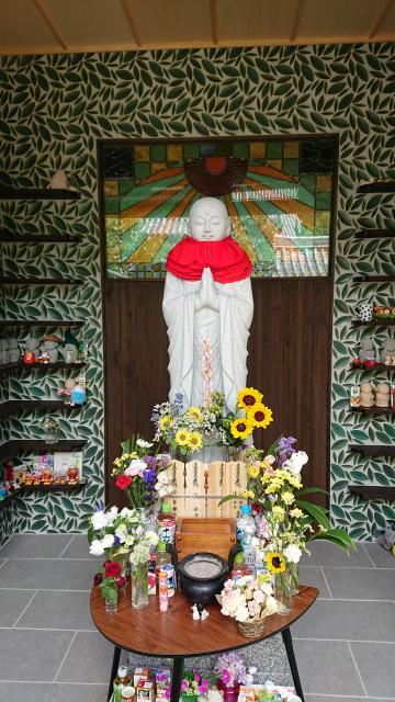 尊陽院の仏像