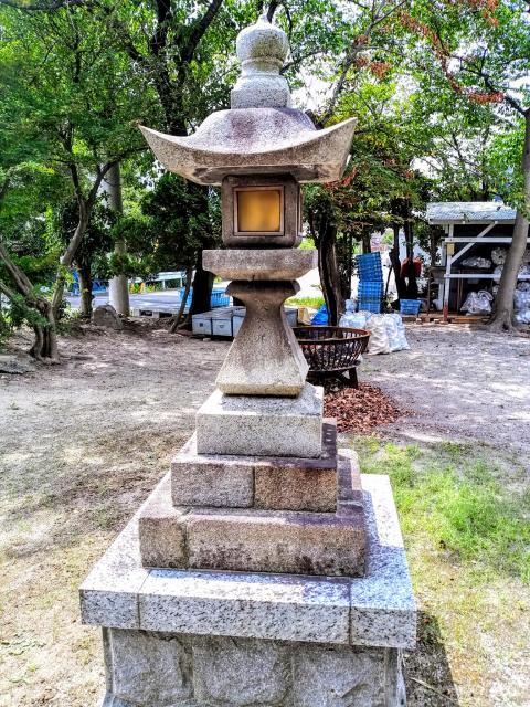 神明社(北浦神明社)の建物その他