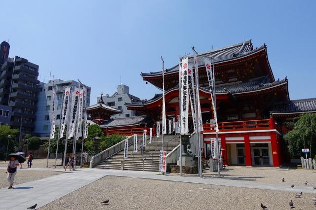 大須観音(北野山真福寺宝生院)の本殿