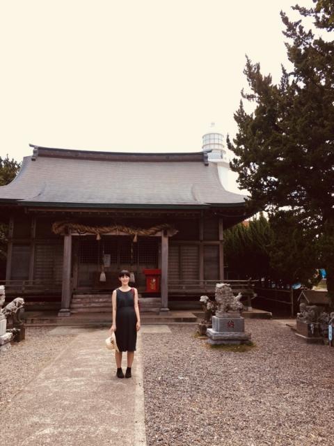 千葉県嚴島神社の本殿