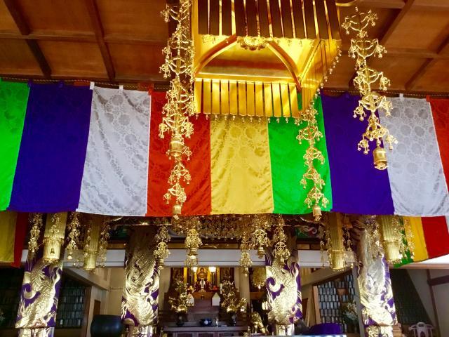 長全寺の本殿
