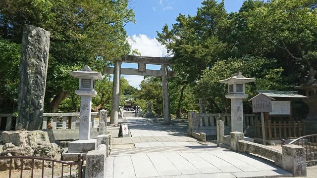 宗像大社(福岡県東郷駅) - その他建物の写真