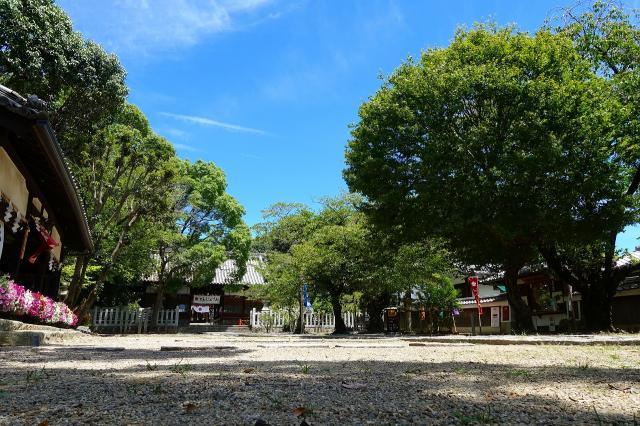 大阪府上宮天満宮の写真
