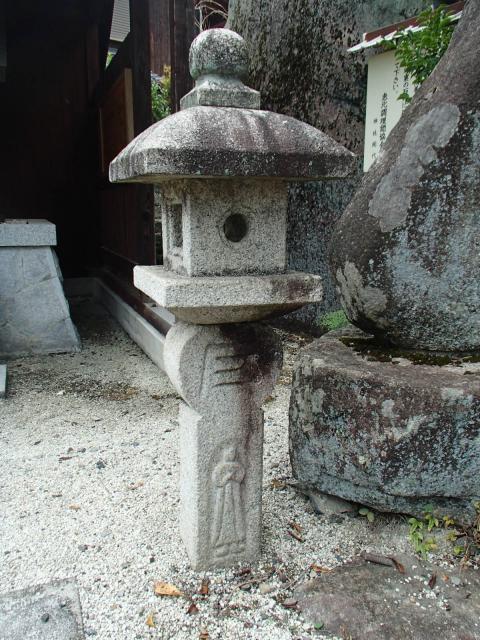 恵北高椅神社の建物その他