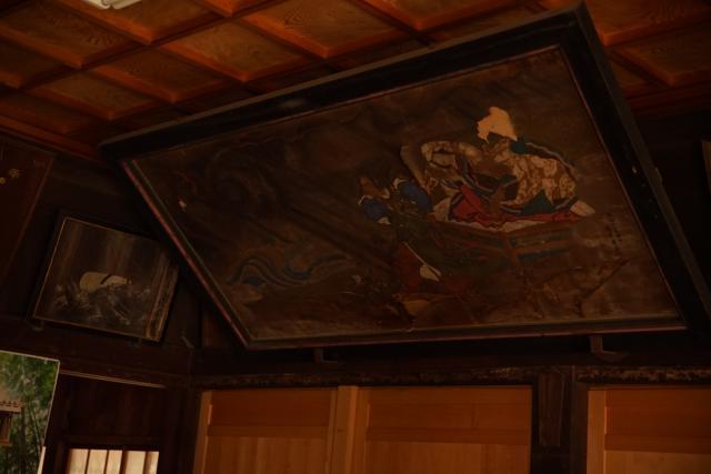 乙子神社の芸術