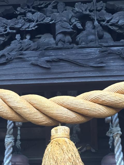 第六天神社の芸術