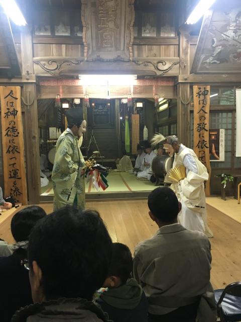福岡県撃鼓神社の写真