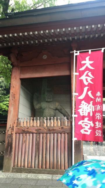 大分八幡宮(福岡県筑前大分駅) - 像の写真
