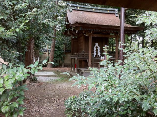 京都府梅宮大社の本殿