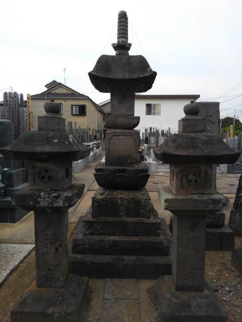 安福寺の塔
