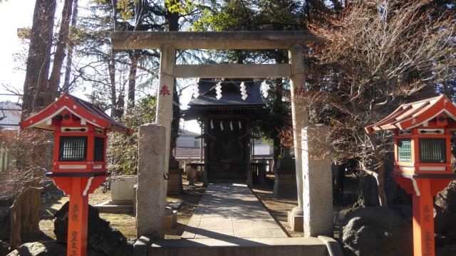 葛西神社(東京都金町駅) - 鳥居の写真