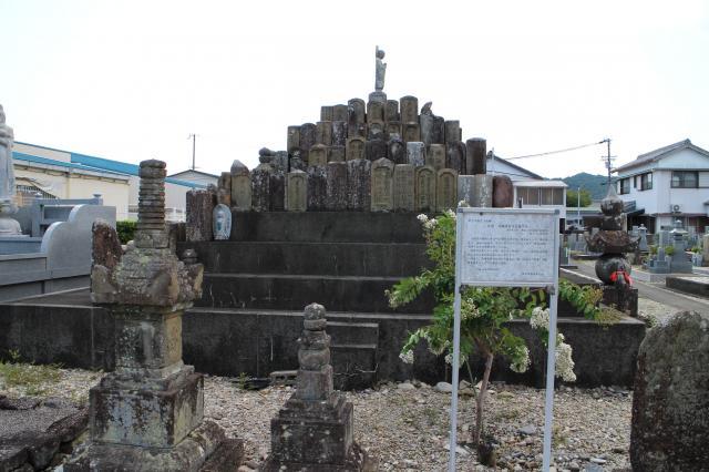 南珠寺のお墓