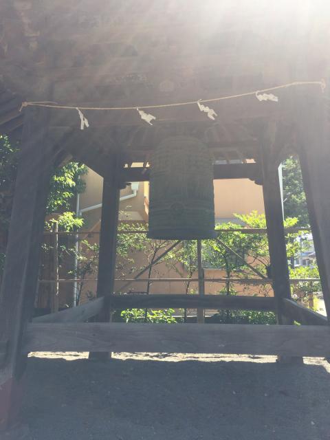 鶴嶺八幡宮の建物その他