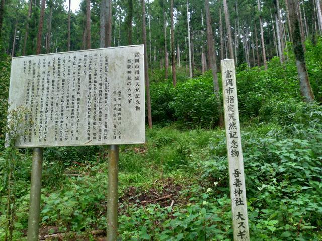 吾妻神社の歴史