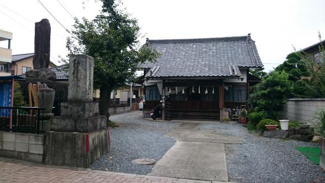群馬県妙見寺の本殿