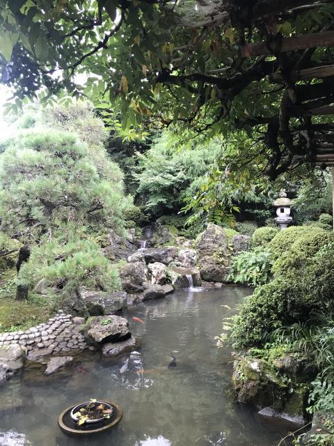 金蛇水神社(宮城県岩沼駅) - 庭園の写真