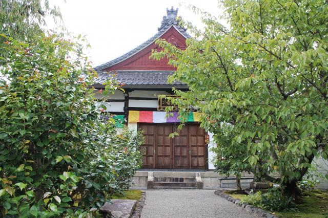 法然寺の本殿