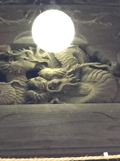 三島大神の芸術