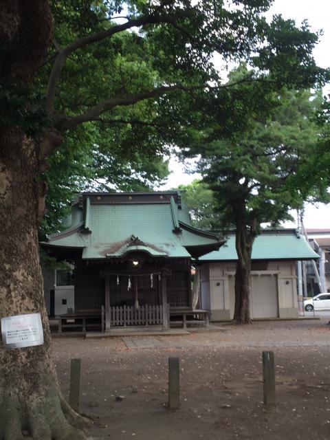 三島大神の本殿