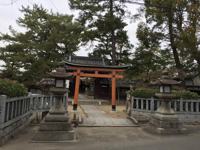 溝咋神社の建物その他
