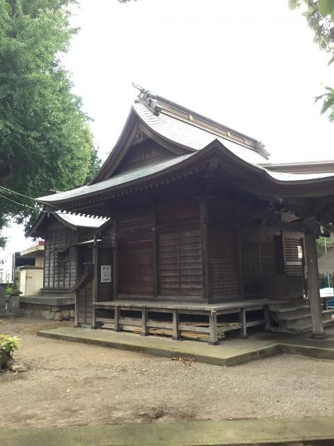 松尾大神の本殿