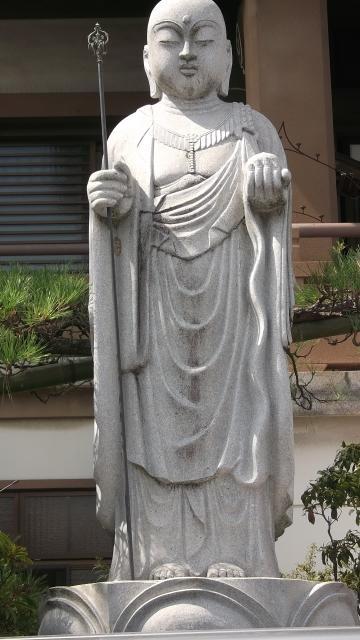 東陽寺の仏像