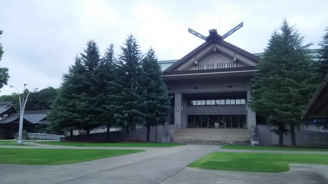 早馬神社の本殿