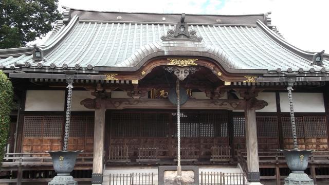 千葉県西光院の本殿