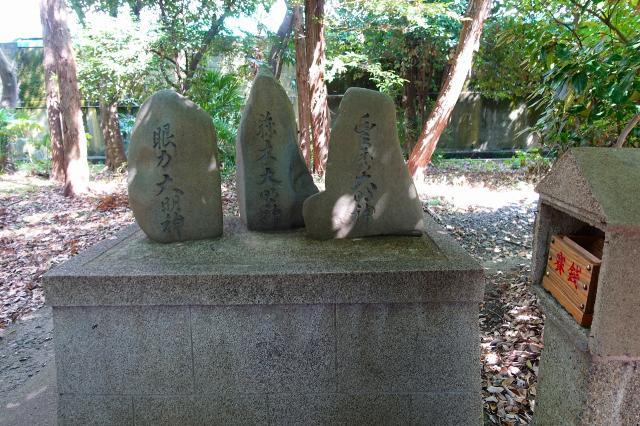 大阪府野田春日神社の写真