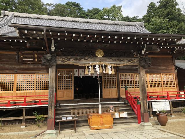 榊山稲荷神社(岩手県上盛岡駅) - 本殿・本堂の写真
