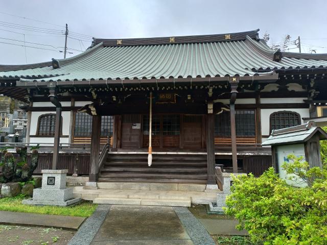 大乗寺の本殿