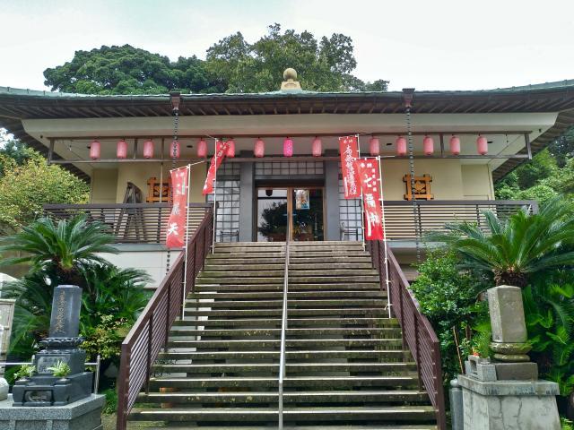 延寿寺の本殿