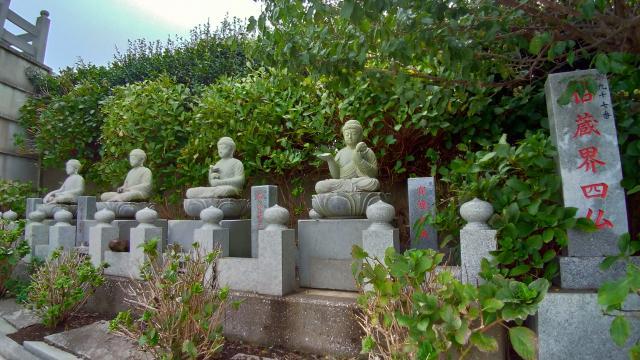 妙音寺の仏像