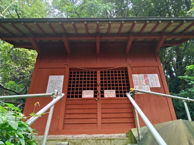 飯森神社の本殿