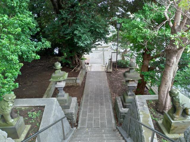 神奈川県御霊神社の建物その他