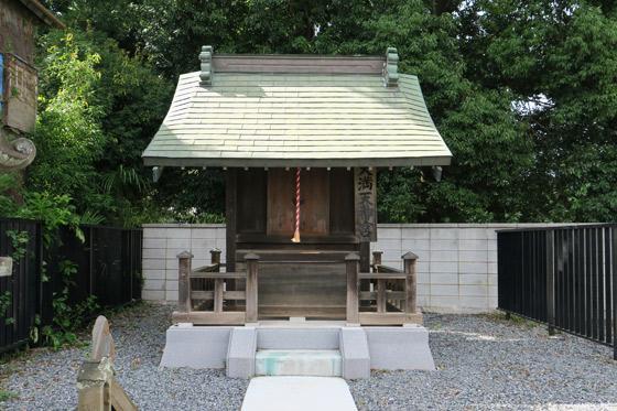 東京都天満天神宮の本殿