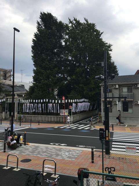 池袋御嶽神社(東京都要町駅) - 周辺の写真