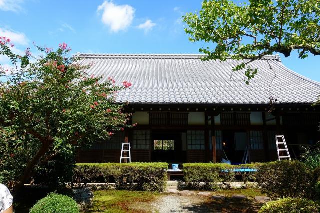 京都府新善光寺の本殿