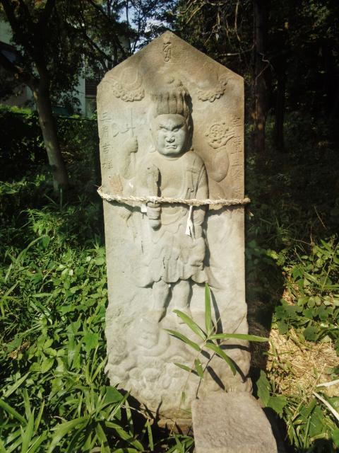 浅間神社の仏像