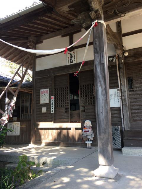 成願寺の本殿