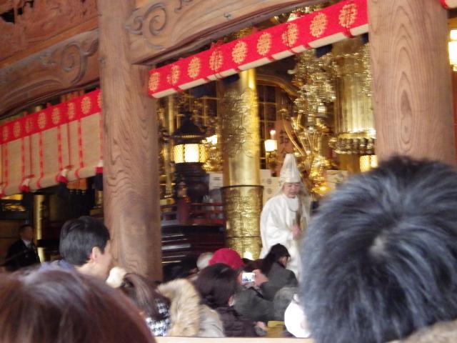 本成寺の本殿