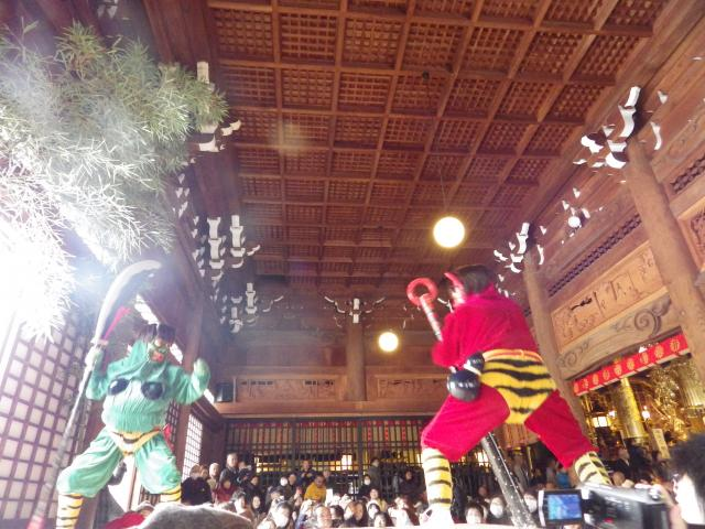 本成寺のお祭り