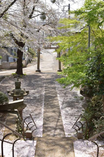 東京都天神社の建物その他