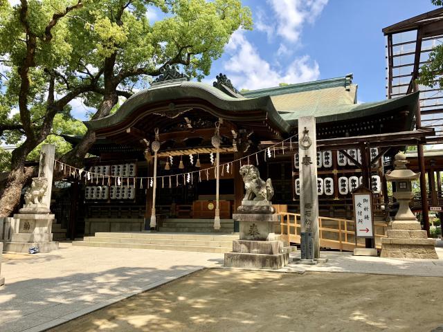 石切劔箭神社の写真